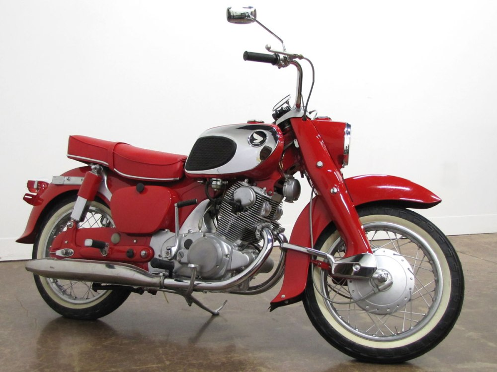medium resolution of 1963 honda dream ca77