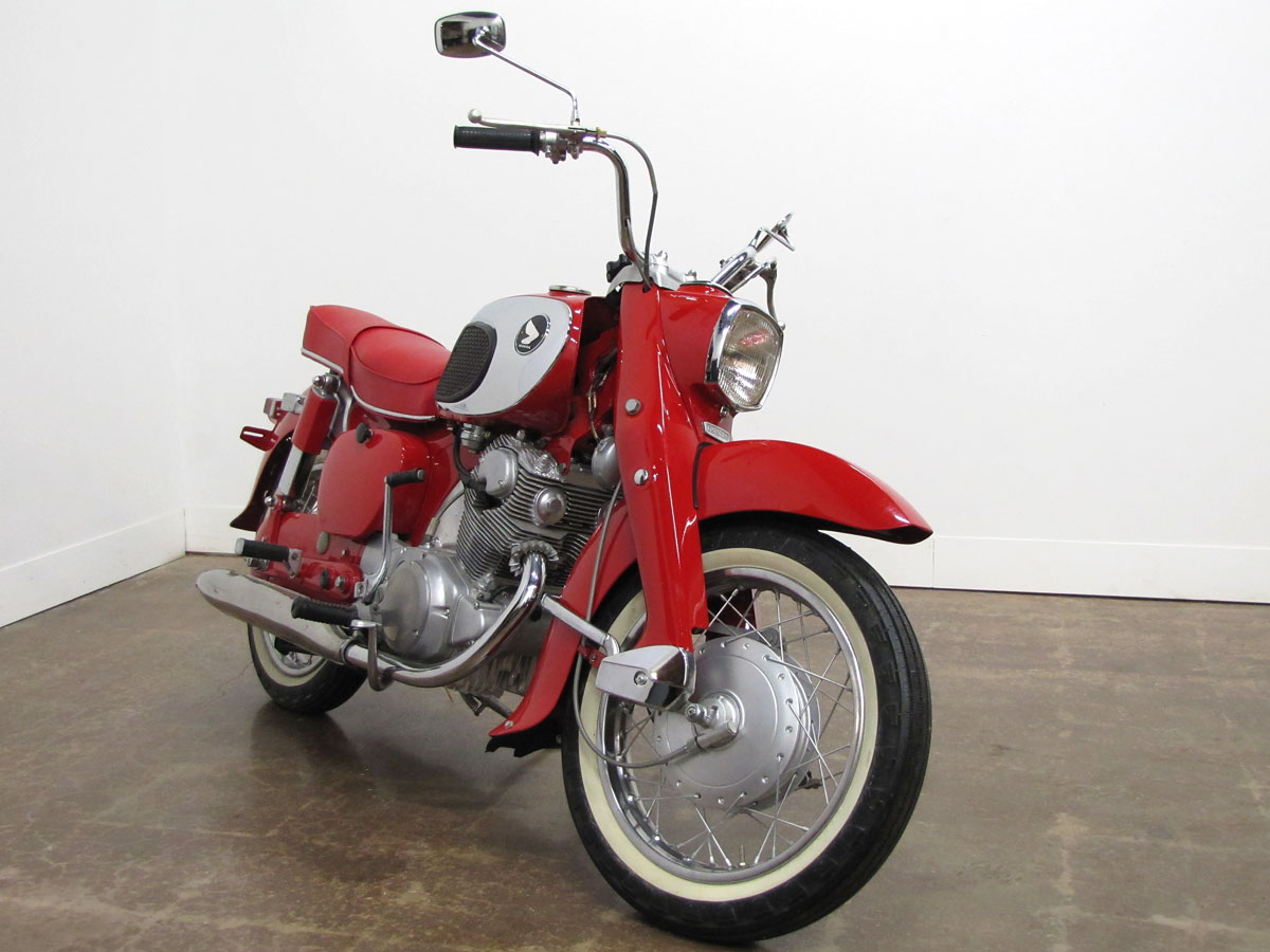 hight resolution of 1963 honda dream 2