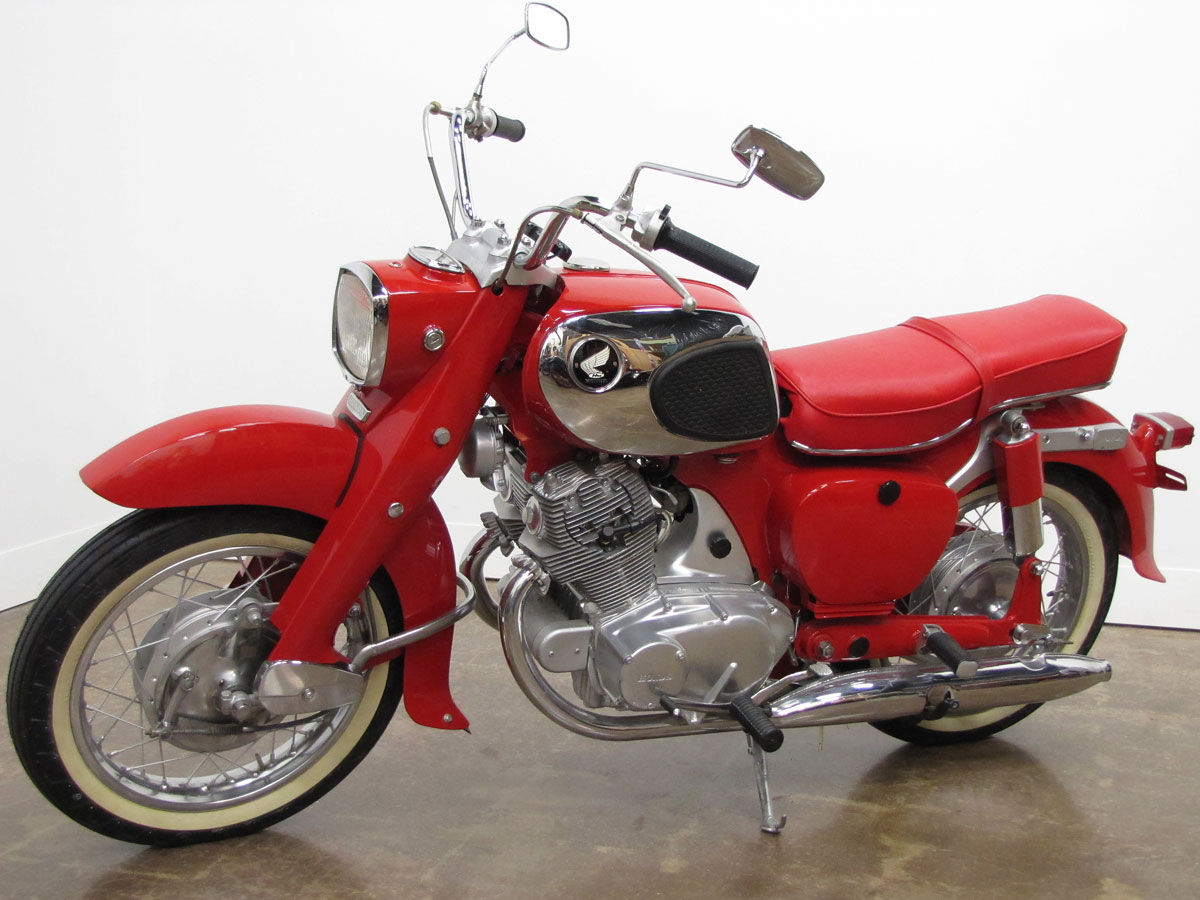 hight resolution of 1963 honda dream 6