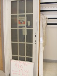 andersen patio doors | National Millwork Clearance Sales