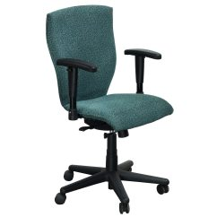 Allsteel Task Chair Graco Elephant High Energy Used Patterned National