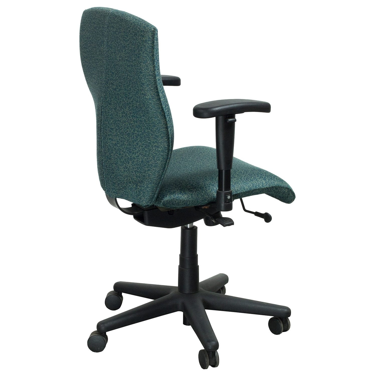 allsteel office chair colored dining chairs energy used task patterned national
