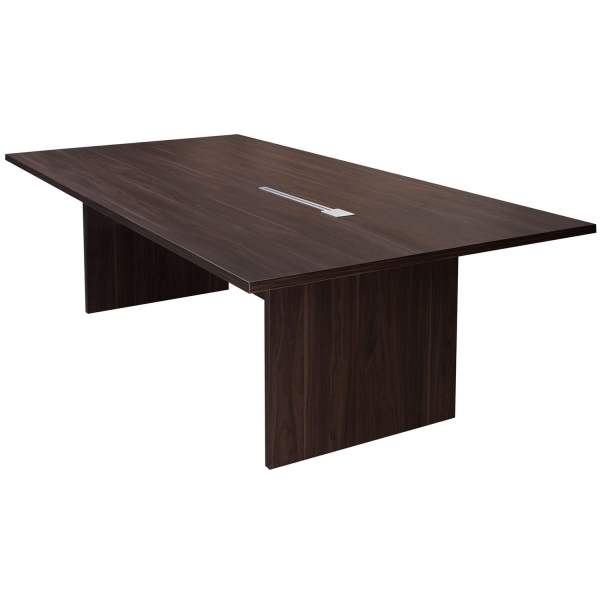 Denmark Series 8 Foot Conference Table American Walnut
