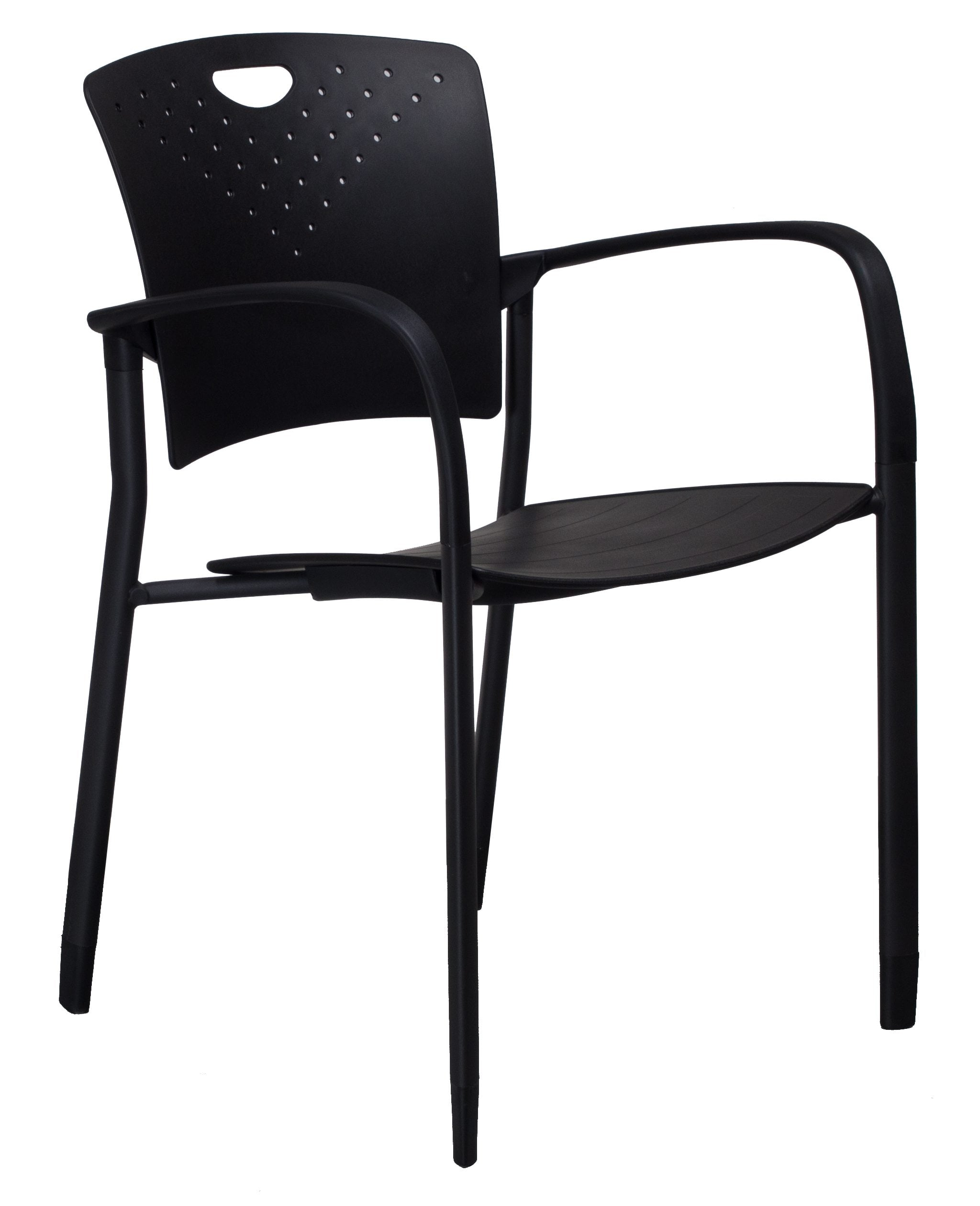 ergonomic chair brand cane bottom chairs go new stack black national office
