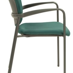 Aqua Desk Chair Office Dubai Haworth Improv Used Stack National