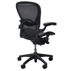 Aeron Chair Used Comfy For 1 Year Old Herman Miller Size C Task Carbon