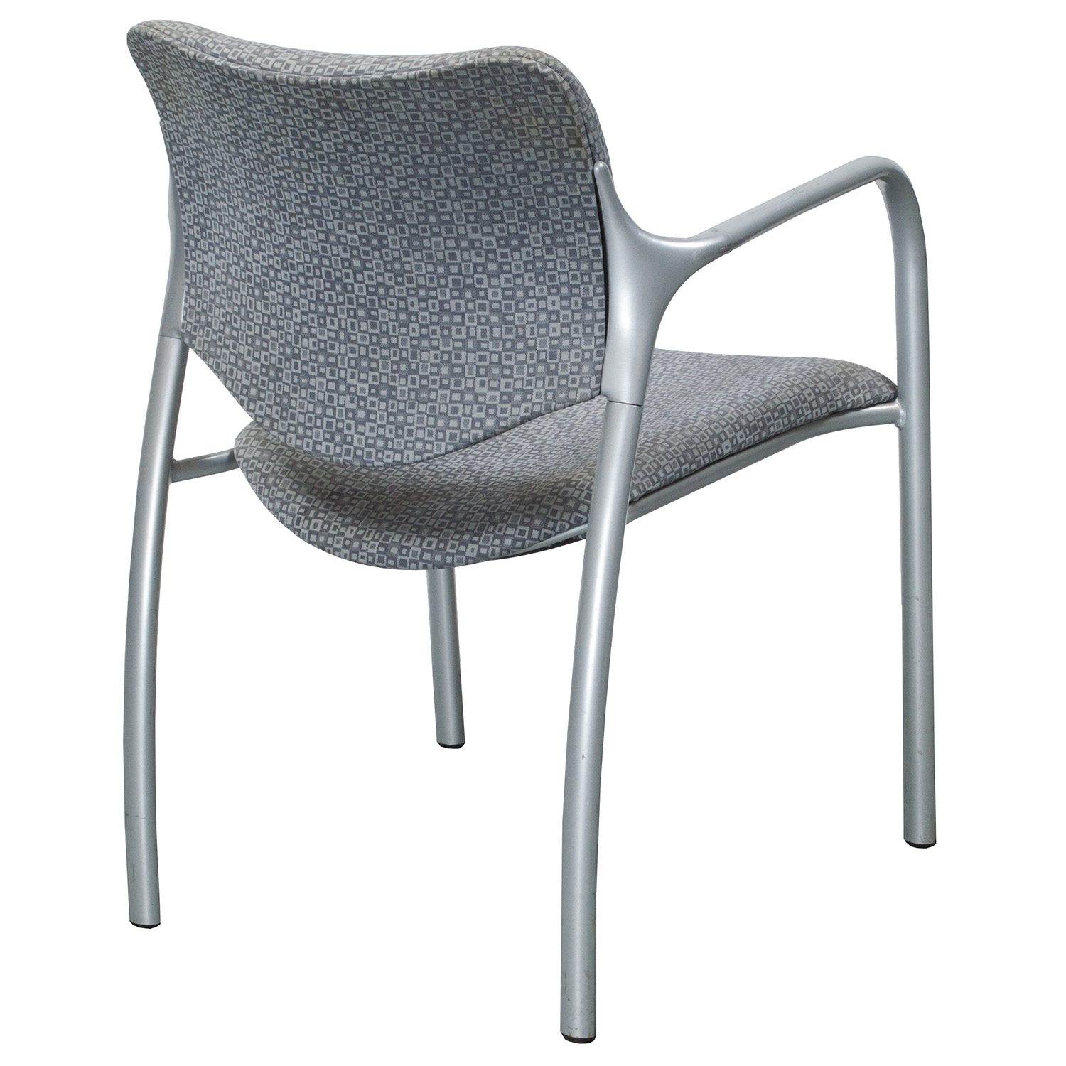 Pattern Chair Herman Miller Used Aside Side Chair Gray Pattern