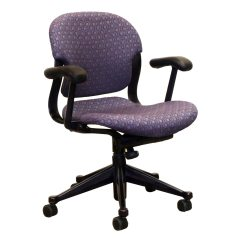 Purple Task Chair Single Sofa Sale Herman Miller Used Equa Design