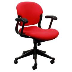 Herman Miller Used Office Chairs Chair Stand For Exercise Ball Equa 1 Task Red National