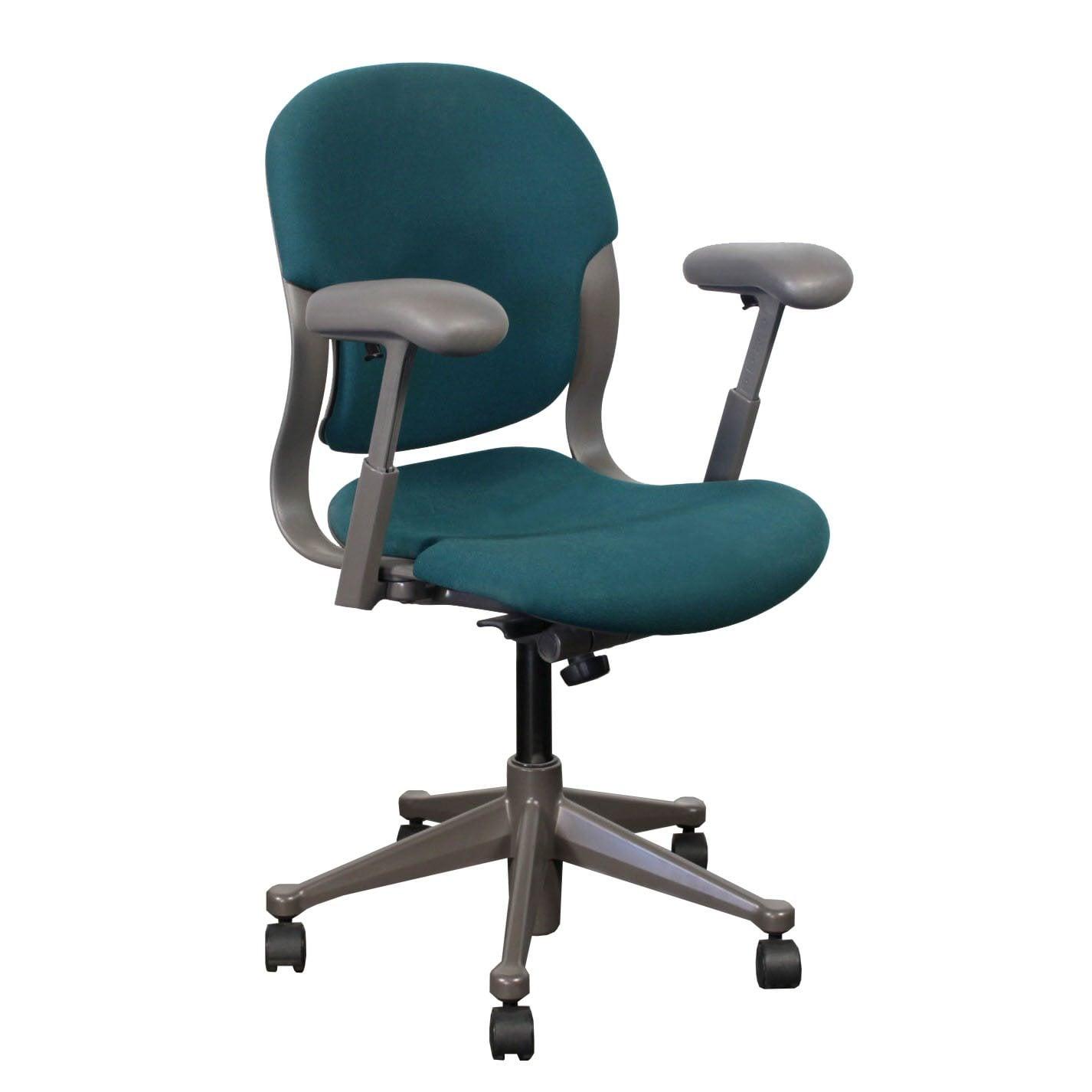 teal office chair rio beach herman miller used equa task national