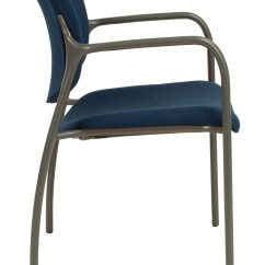 Herman Miller Stacking Chairs Monkey Potty Chair Used Aside Blue National