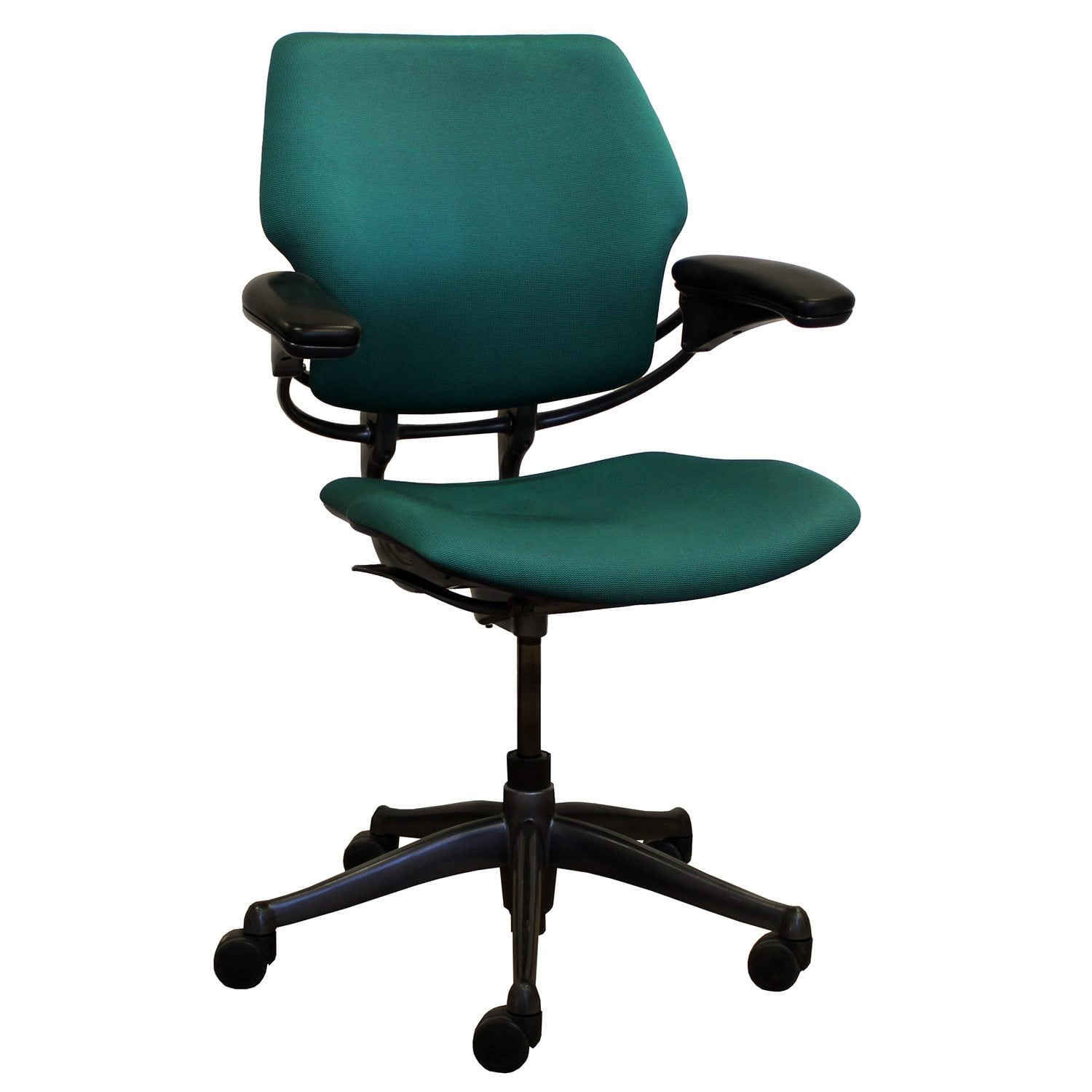 Humanscale Freedom Chair Humanscale Freedom Used Task Chair Green National
