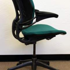 Humanscale Liberty Chair Review Acrylic Chairs South Africa Freedom Used Task Green National