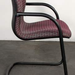 Knoll Rpm Chair Covers And Sashes Ebay Used Side Magenta National Office