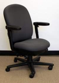 Steelcase Drive Used High Back Task Chair, Dark Gray ...