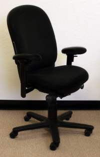 Steelcase Drive Used High Back Task Chair, Black ...
