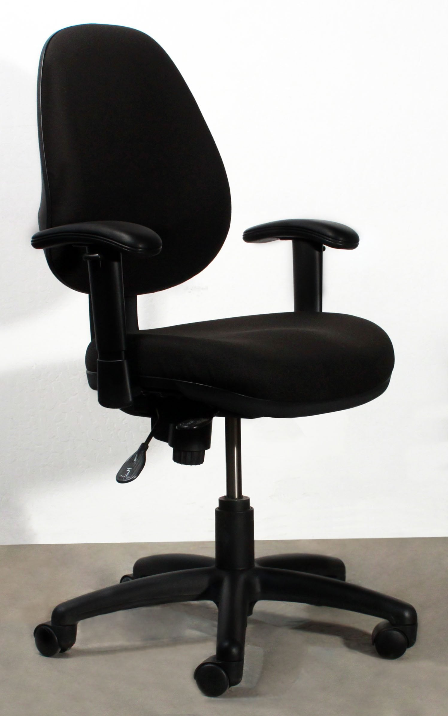 Via Chairs Via Terra Used Task Chair Black National Office