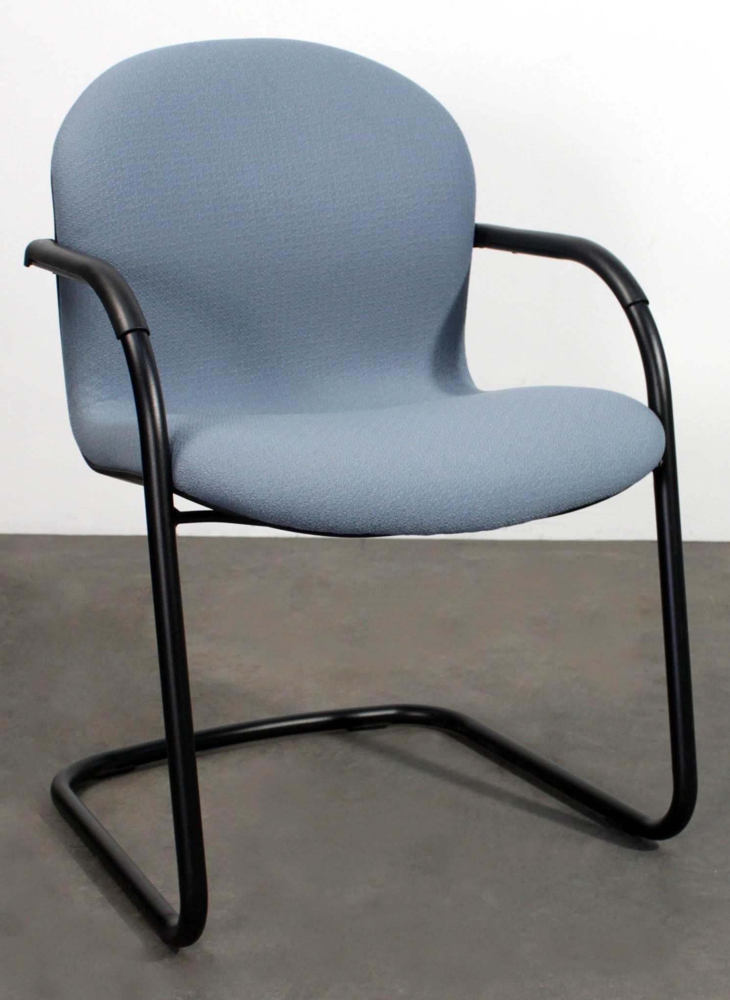 knoll rpm chair steel office price used side light blue national