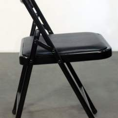 Cushioned Folding Chairs Fishing Chair Carry Strap Gosit New Black National Office