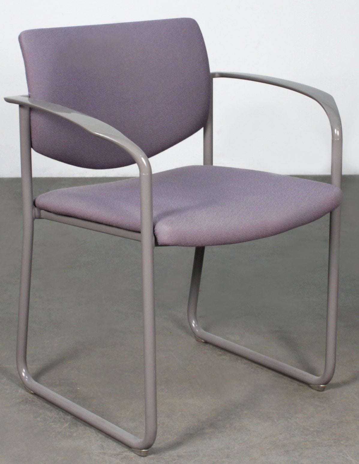Lavender Chair Steelcase Player 475 Used Guest Chair Lavender National