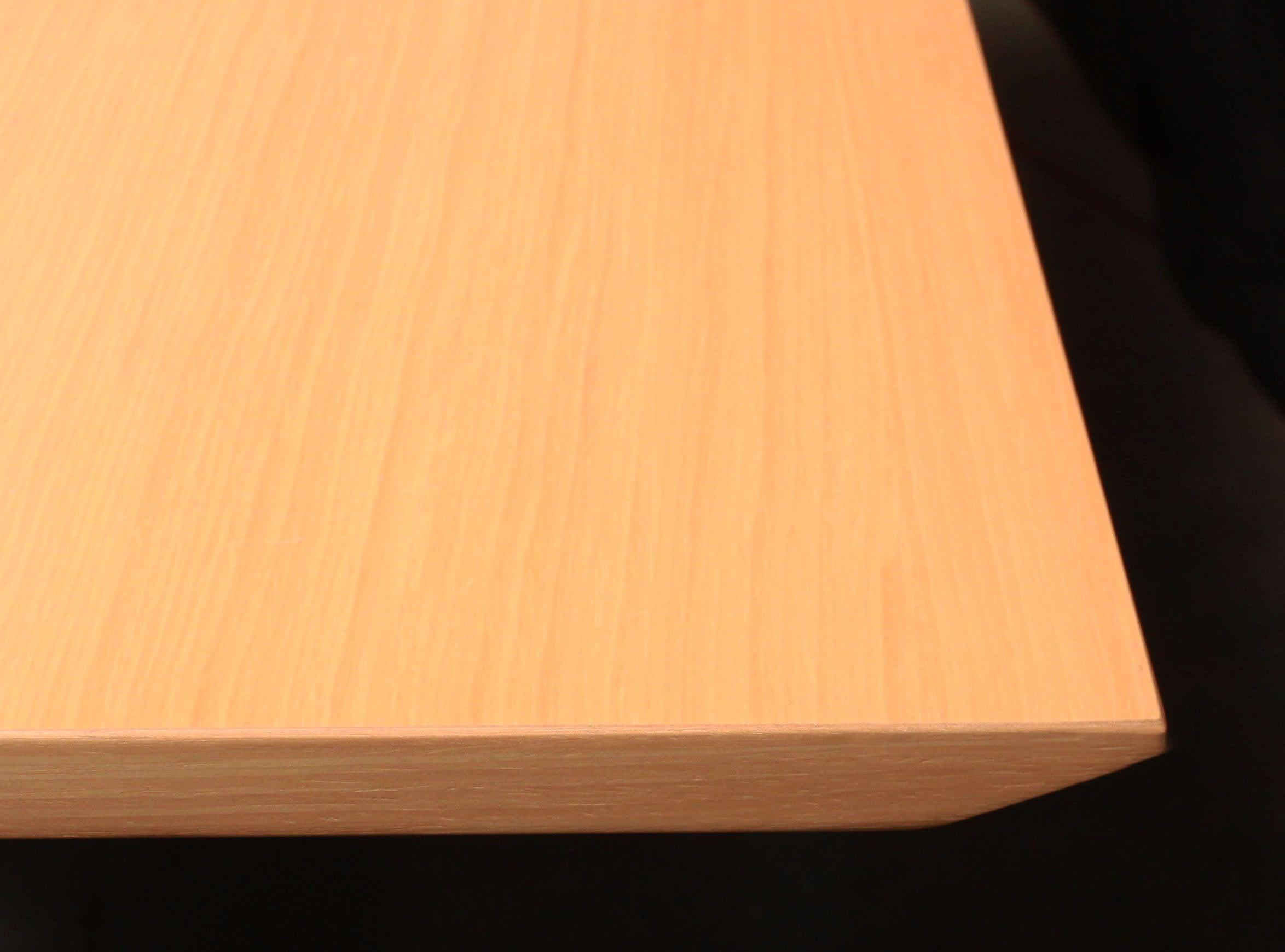 Knoll 7 foot Used Maple Adjustable Height Training Table