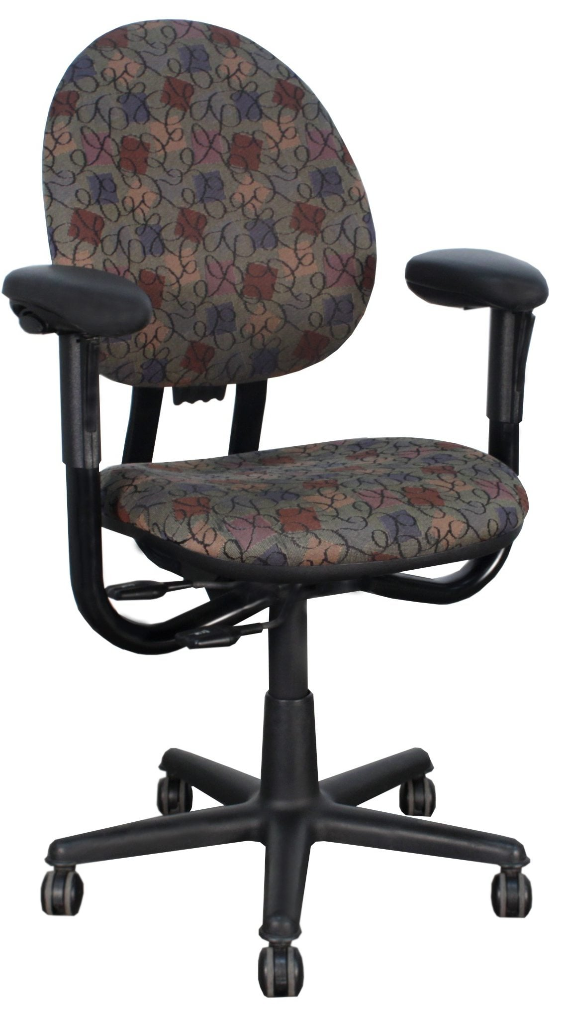 Steelcase Chairs Steelcase Criterion Used High Back Series Task Chair