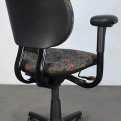 Steelcase Chair Antique Oak Table And Chairs For Sale Criterion Used High Back Series Task