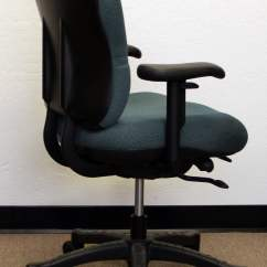 Knoll Rpm Chair Alera Elusion Australia Used Ergonomic Highback Task Green