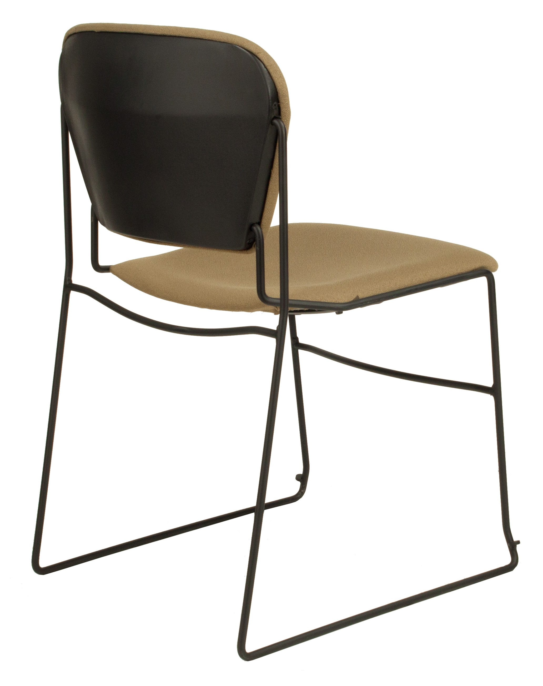 Ki Chairs Ki Perry Used Stack Chair Tan National Office Interiors