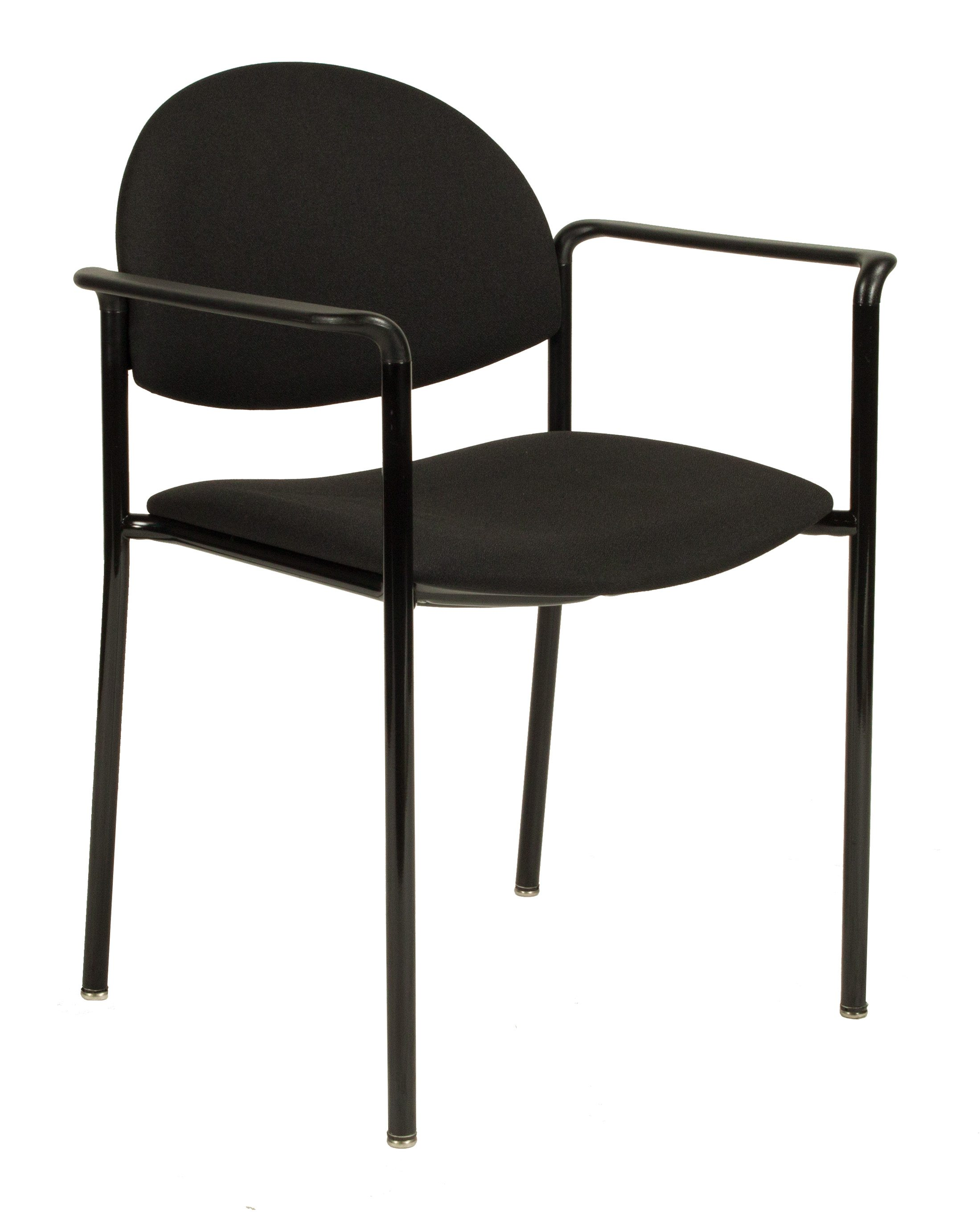 Ki Chairs Ki Versa Used Stack Chair Black National Office