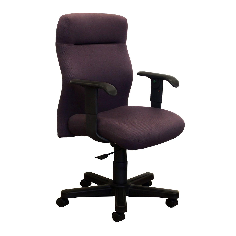 purple task chair target kids desk knoll bulldog used highack national