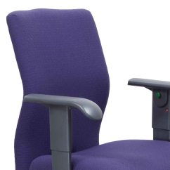 Purple Task Chair Coolest Desk Chairs Knoll Bulldog Operational Used