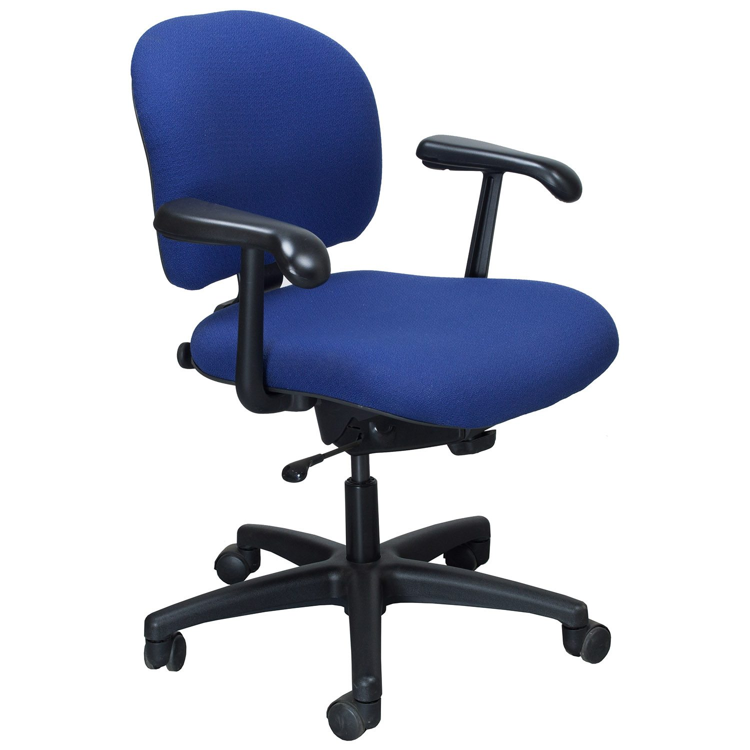 Knoll Parachute Used Task Chair Blue  National Office