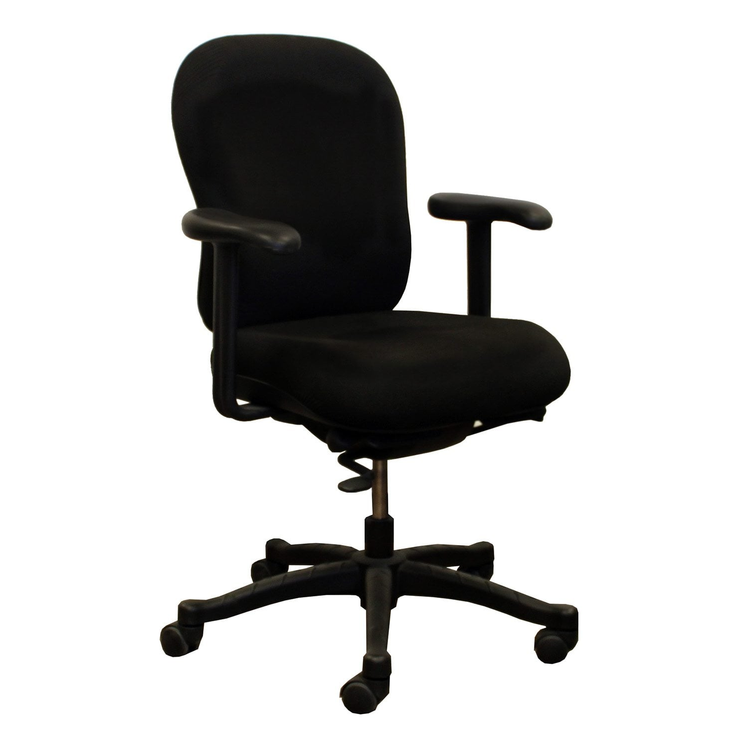 knoll rpm chair ghost chairs for sale used ergonomic high back task black