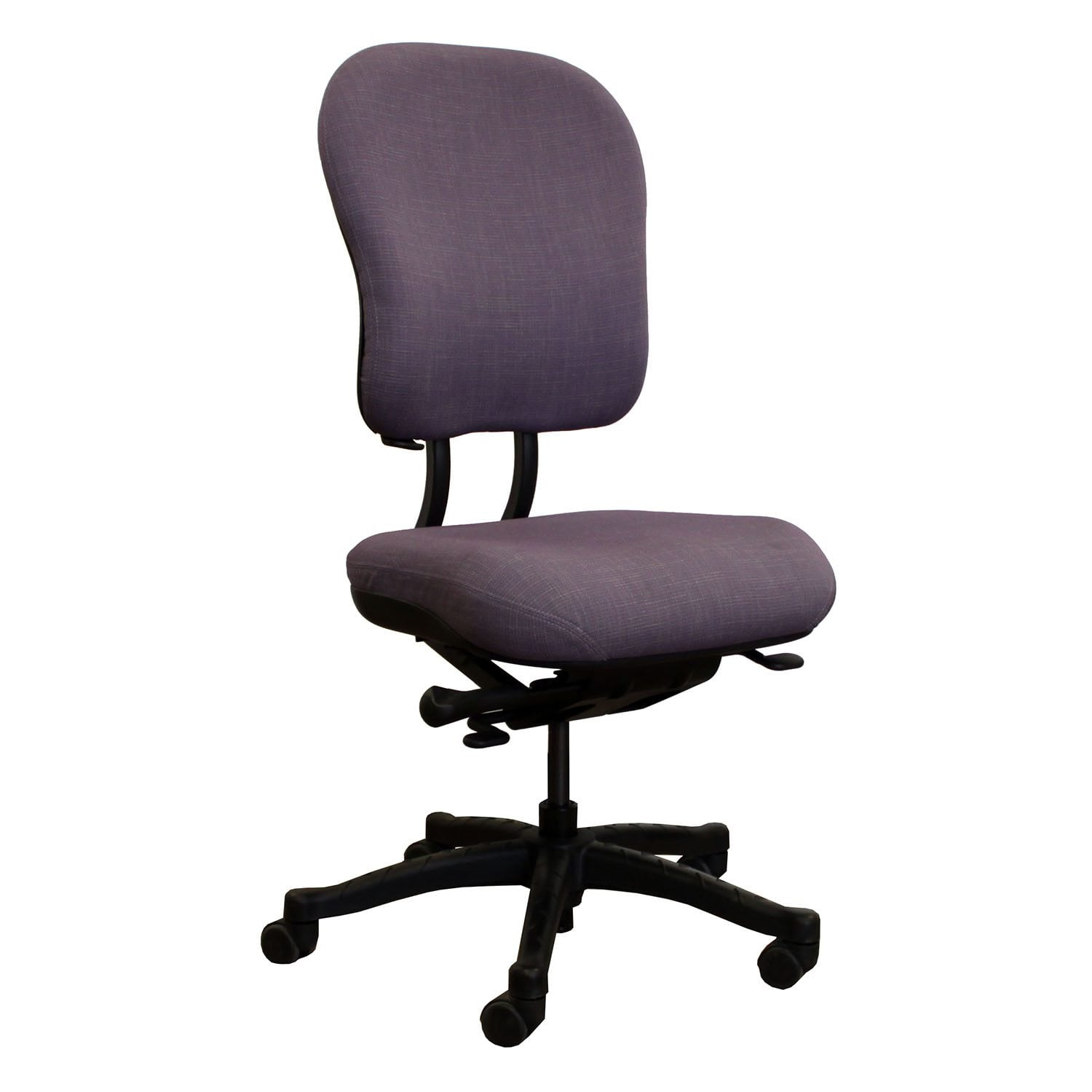 knoll rpm chair eames chairs uk used ergonomic high back task purple