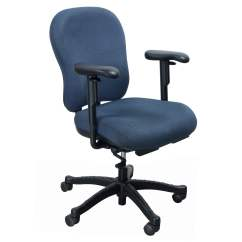 Knoll Rpm Chair Cover For Sale Calgary Used Ergonomic High Back Task Blue
