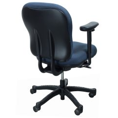 Knoll Rpm Chair Design In Wood Used Ergonomic High Back Task Blue