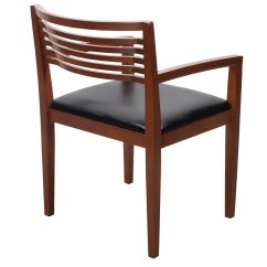 Black Side Chair Waffle Target Knoll Ricchio Used