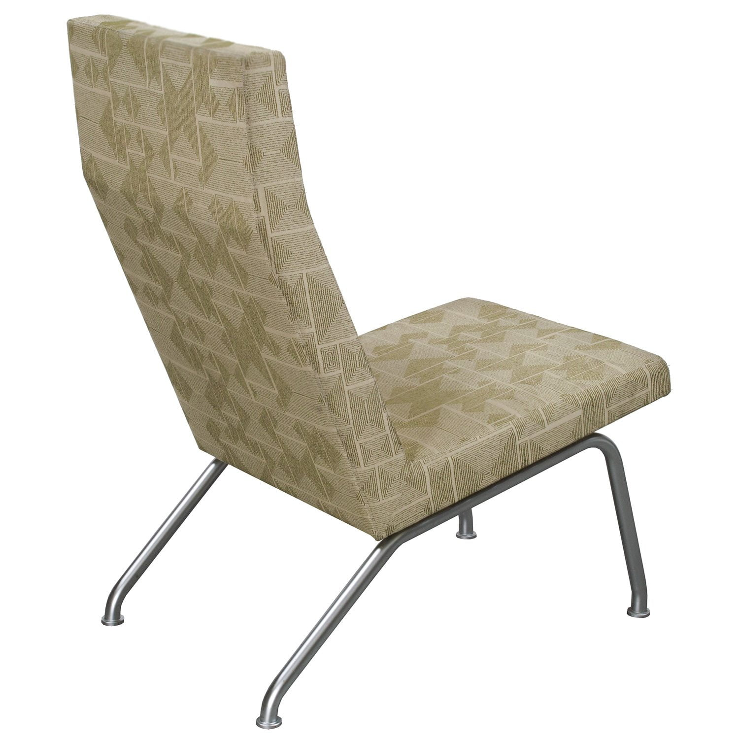 Patterned Chairs Lammhults Multiplicity Used Reception Chair Green
