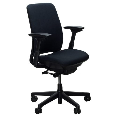 Steelcase Amia Used Task Chair Black