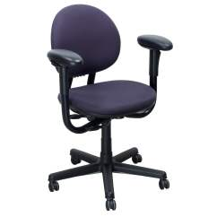 Purple Task Chair Walmart Papasan Steelcase Criterion Used Mid Back Series