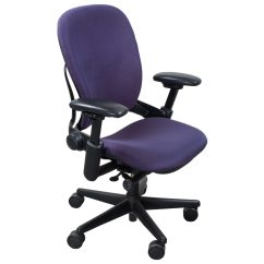 Steelcase Leap Chair Rattan Cushion Covers Used Task Purple Design National