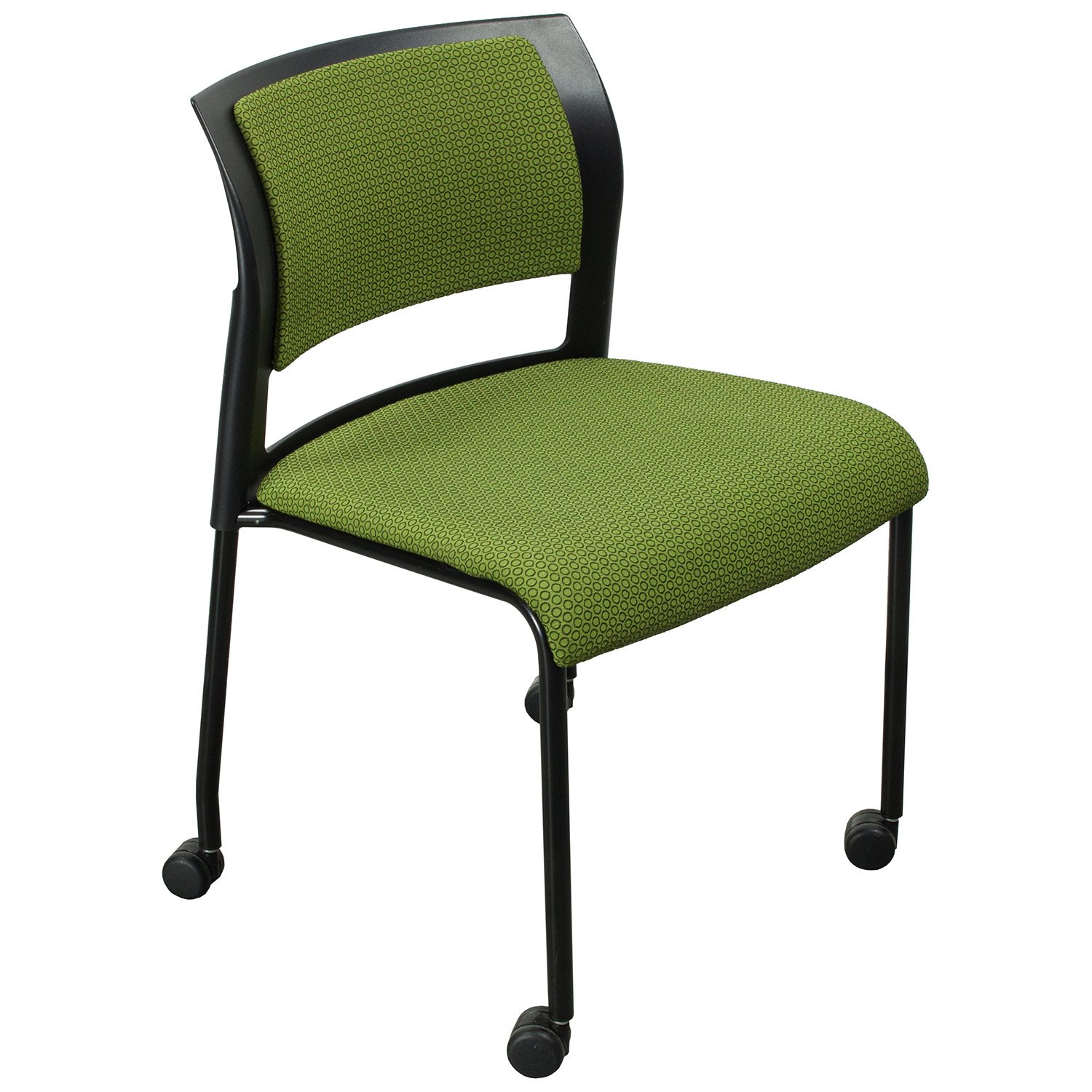Moving Chair Steelcase Move Used Mobile Chair Green National Office