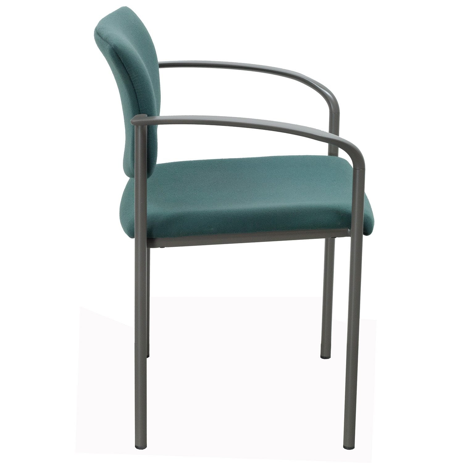 Steelcase Player Used Stackable Chair Green  National