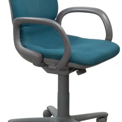 Teal Computer Chair Ashley Dining Room Chairs Steelcase Sensor Used Mid Back Task National
