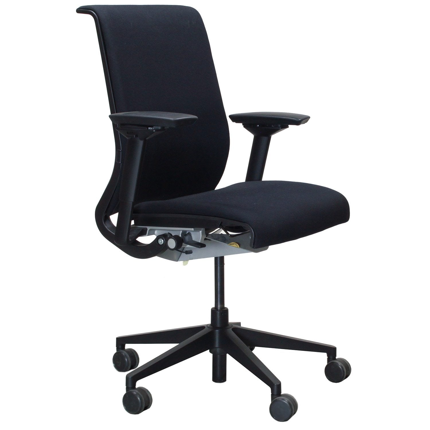 Steelcase Think Used Task Chair, Black