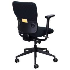 Steelcase Chair Parts Little Tikes Desk With Light And Turnstone Let 39s B Used Task Black Pattern