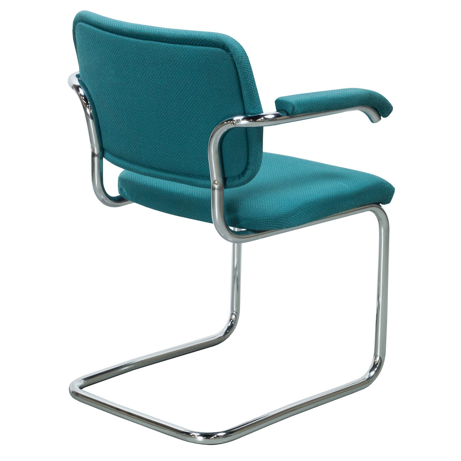 aqua desk chair trendy thonet s 64 pv used side national office