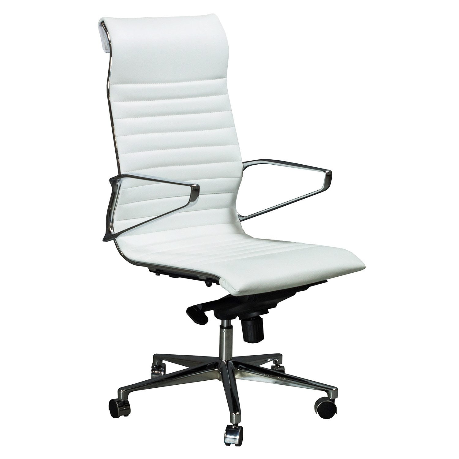 designer executive chair modern waiting room chairs gosit new contemporary leather white