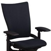 Allsteel Sum Used Task Chair, Black | National Office ...